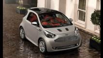 Aston Martin confirma a produção do compacto Cygnet