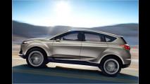 Ford Vertrek: Kuga-Erbe