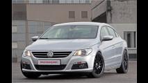 Irre! 502 PS im Volkswagen CC