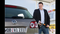 Golf Plus mit Autogas