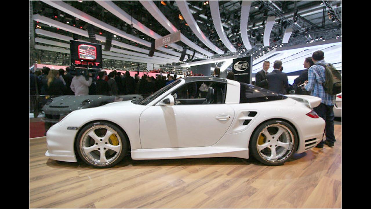 TechArt Porsche 911 Turbo Cabrio