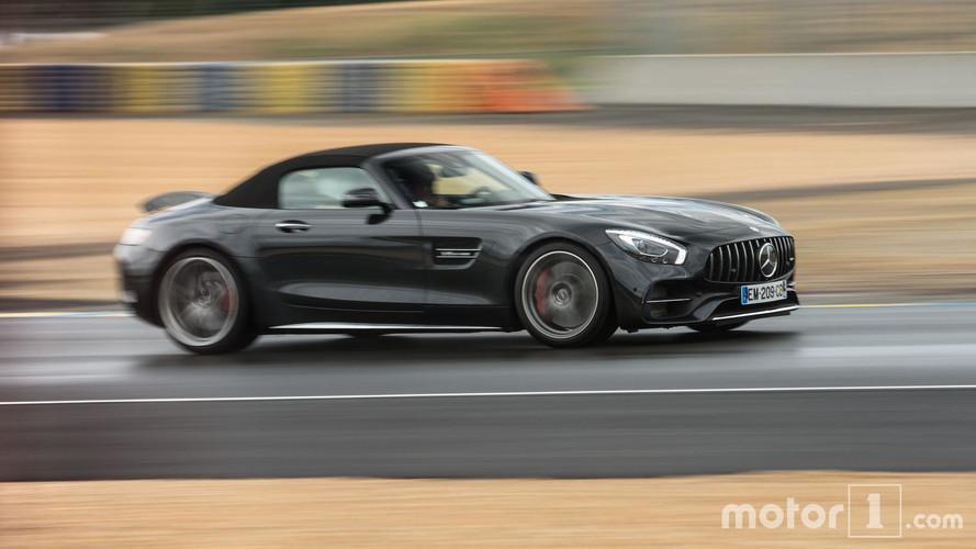 Essai Mercedes-AMG GT C Roadster - Championne toute catégorie
