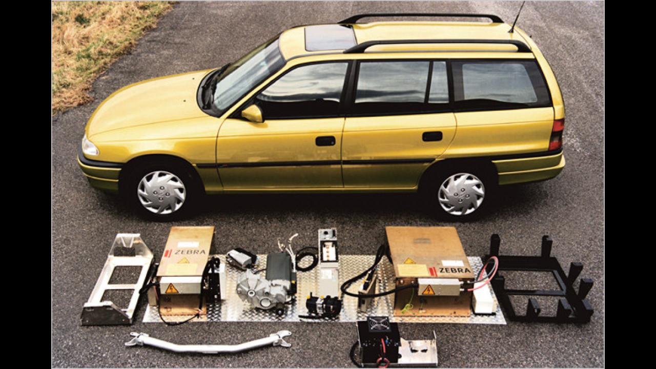 Opel Astra F Caravan (1991)