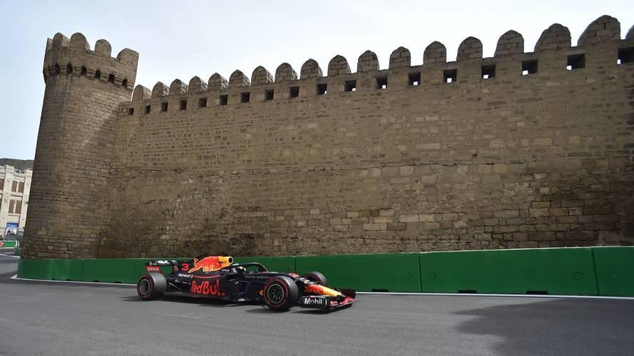 Ricciardo primero y Alonso