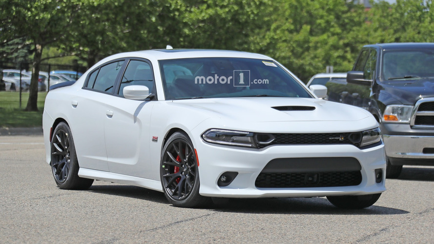 Dodge Charger Scat Pack Spied With Only Minor Updates