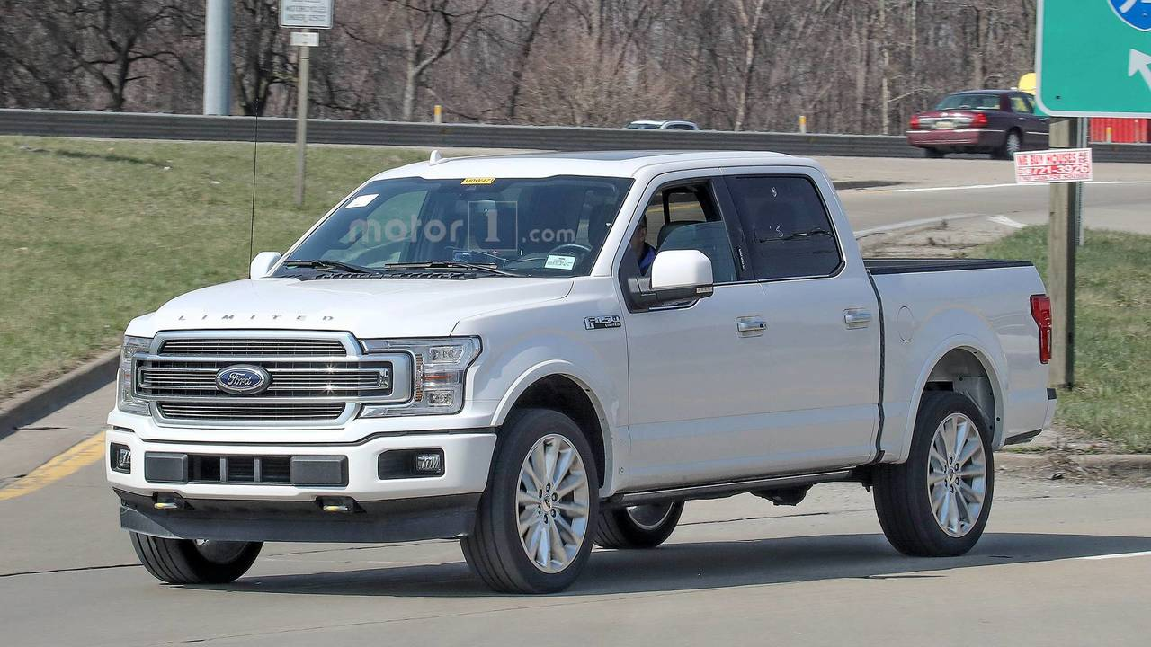 ford   limited spy  photo