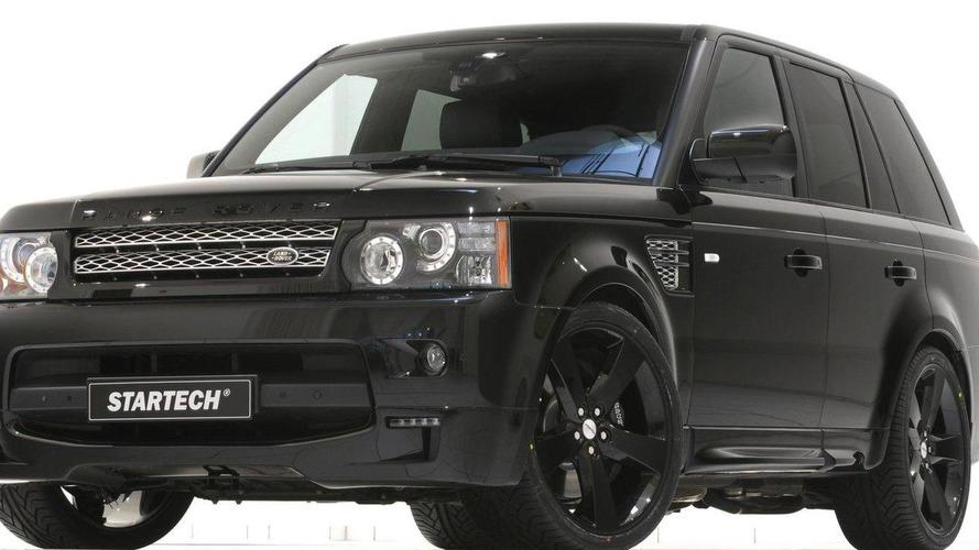 2010 Range Rover Sport Facelift by STARTECH