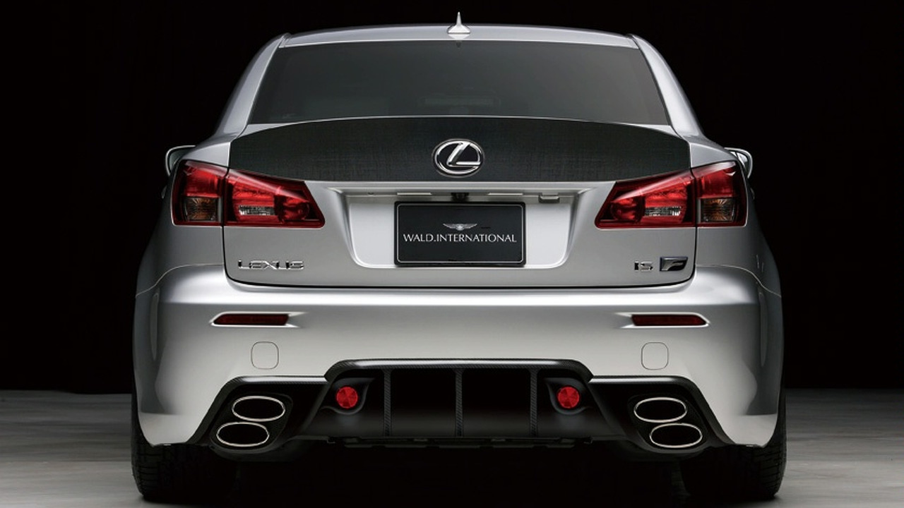 Wald International Lexus IS-F