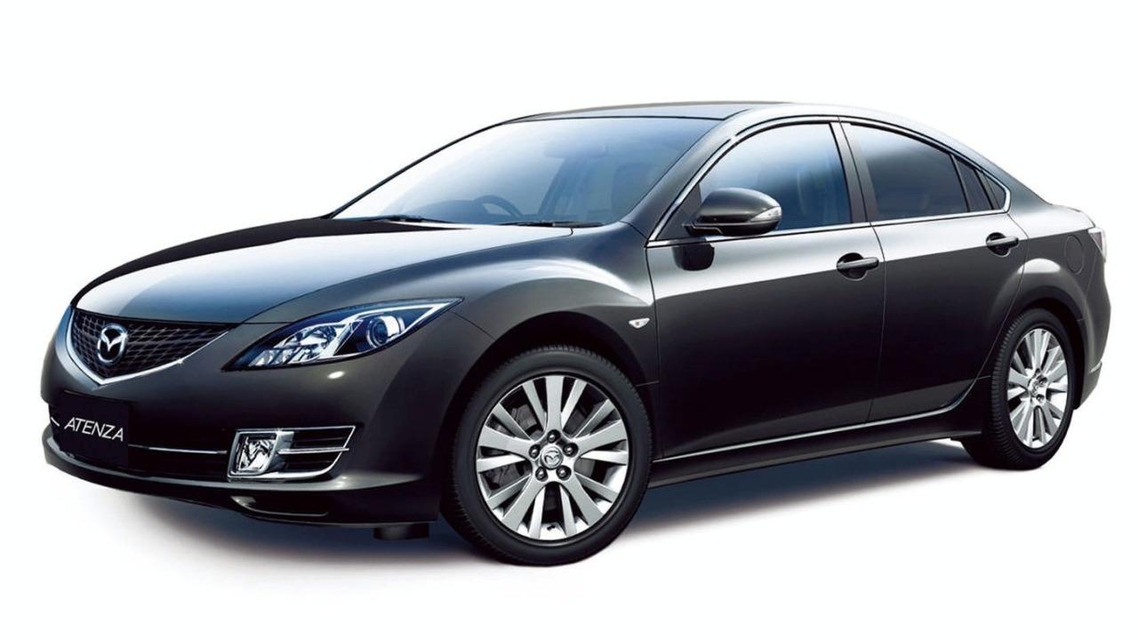 2009 Mazda Atenza Special Edition (JDM)
