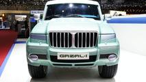 Gazal 1 Design Concept by King Saud Univesrity and Studiotorino live in Geneva 08.03.2010