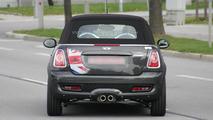 2011 Mini Cooper S diesel spy photo