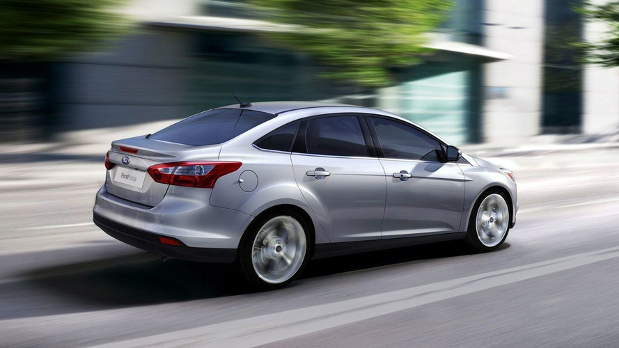 2012 Ford Focus to feature torque vectoring control