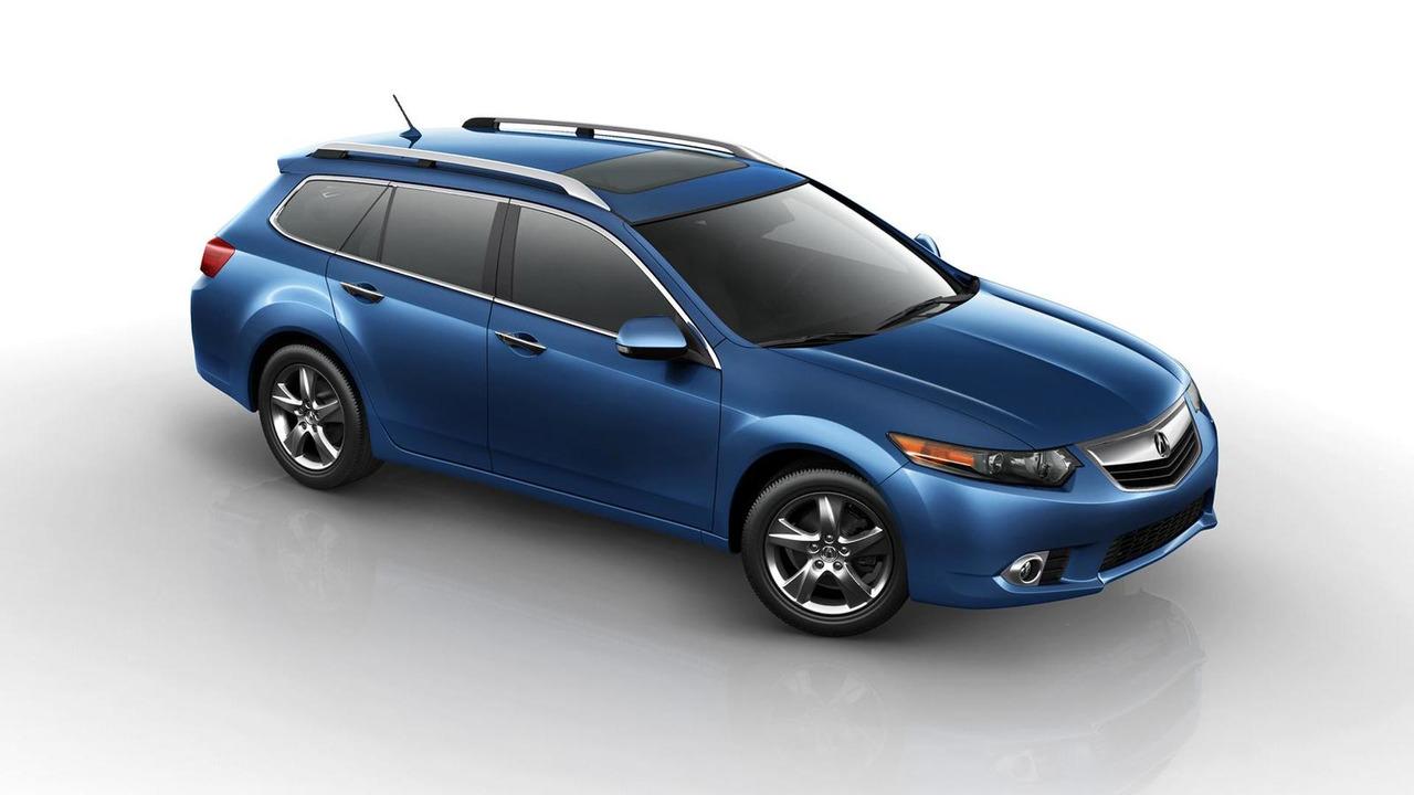 2011 Acura TSX facelift