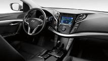 Hyundai i40 interior - 04.2.2011