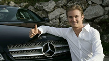 Rosberg to drive on opening day of tests