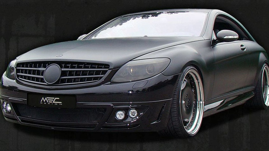 Mercedes CL-Class W216 by MEC Design