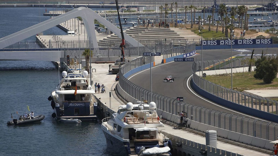 Valencia eyes changes to improve overtaking