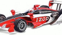 Proposed Lola B12/00 and B12/01 cars for the 2012 IZOD IndyCar Series - 950 - 18.02.2010