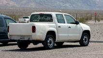 VW Robust Pickup Spied in U.S. Plus Rendering