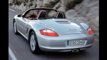 Neuer Porsche Boxster