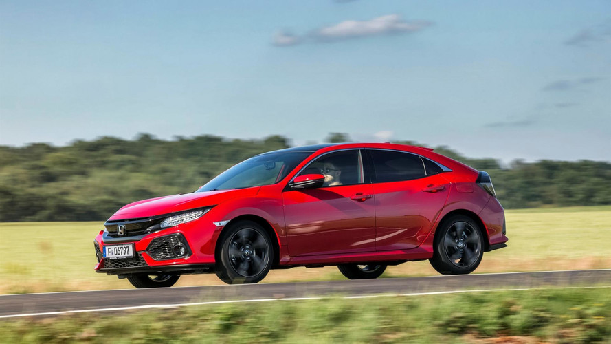 Honda Civic Adds Upgraded 1.6 Diesel Engine In Europe