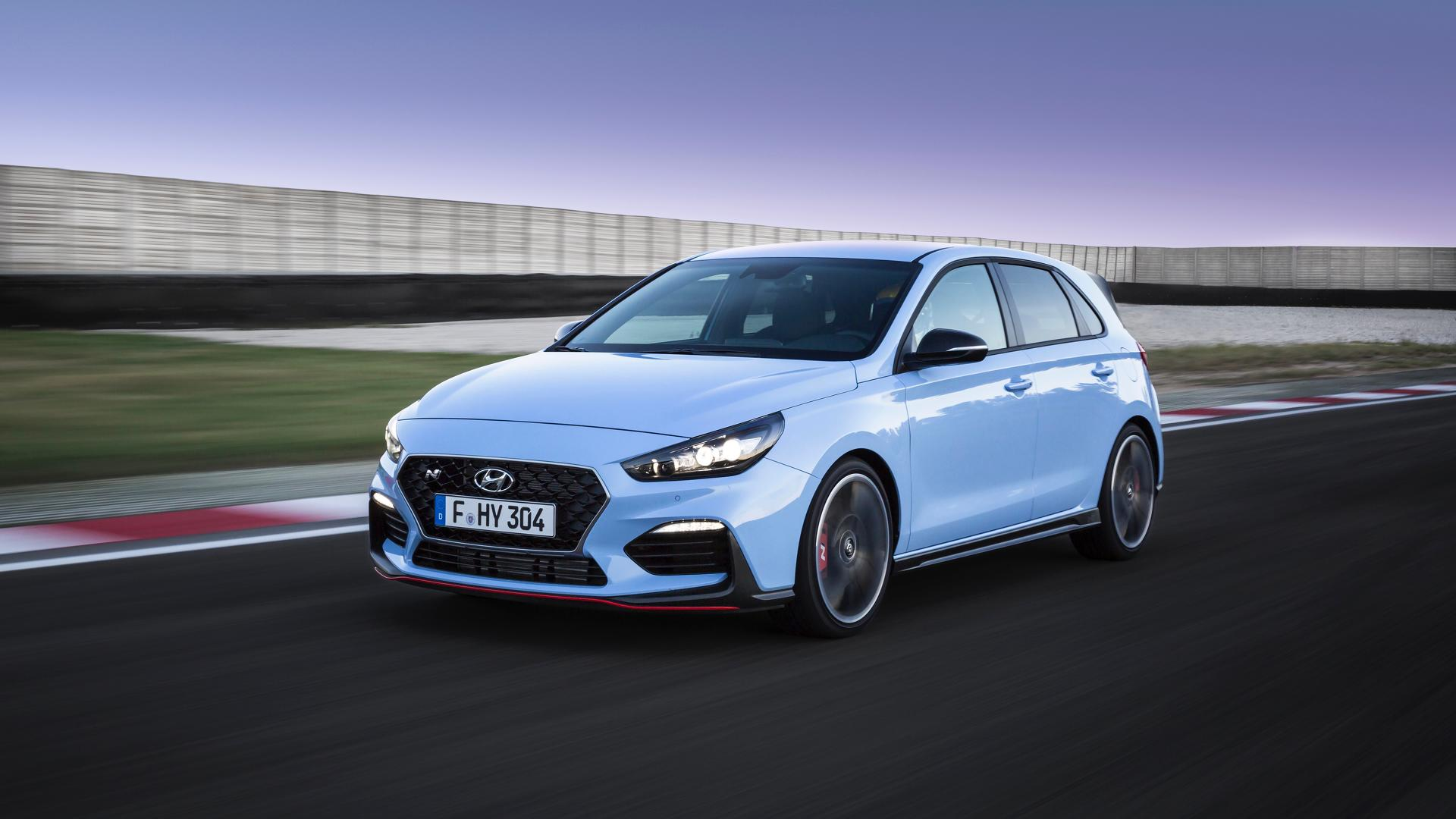 hyundai i30 n officially revealed to spice up hot hatch game. Black Bedroom Furniture Sets. Home Design Ideas