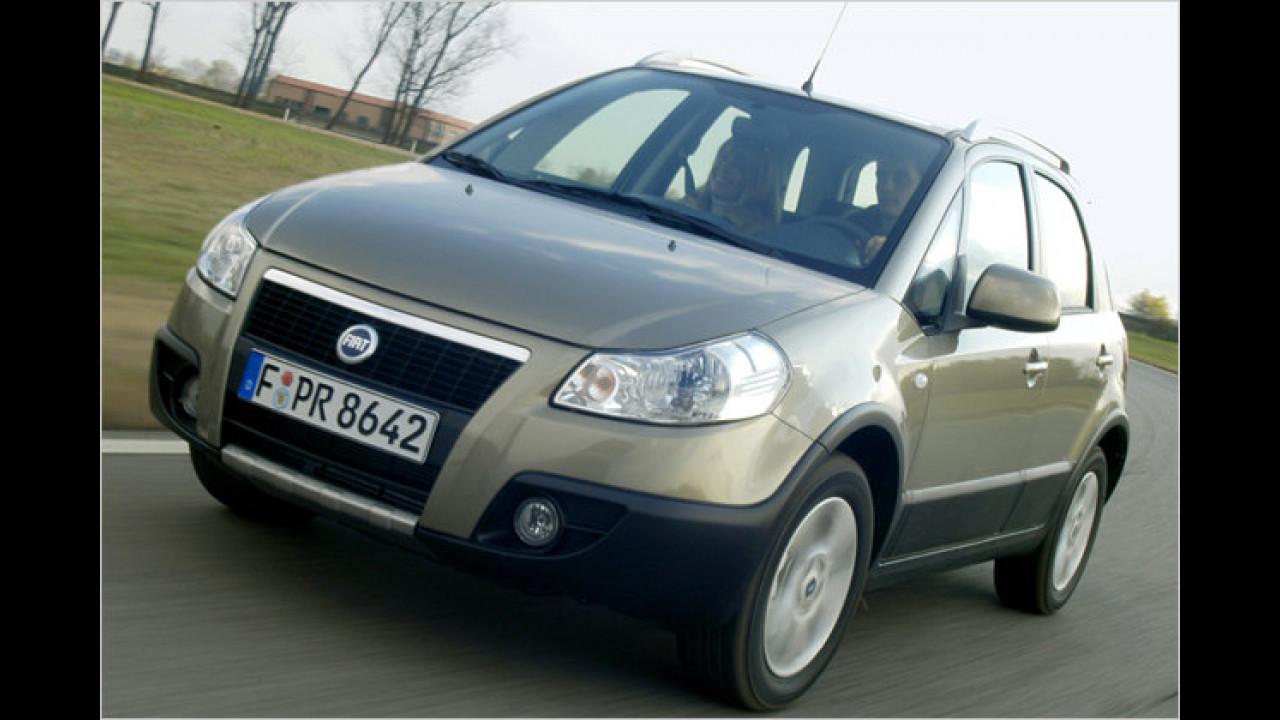 Neues vom Fiat-SUV