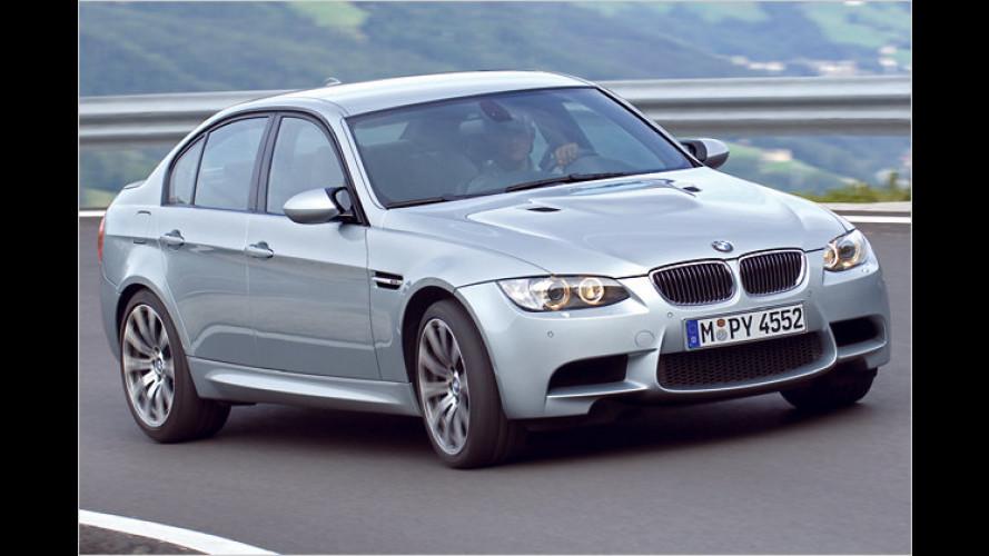 Schneller schalten: Das BMW M-Doppelkupplungsgetriebe