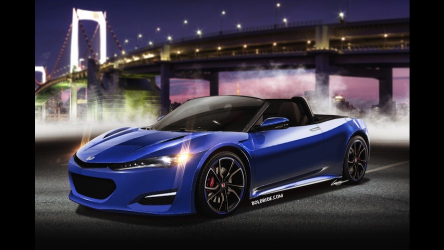 Honda Trademarks Zsx Moniker For Future Hybrid Sports Coupe