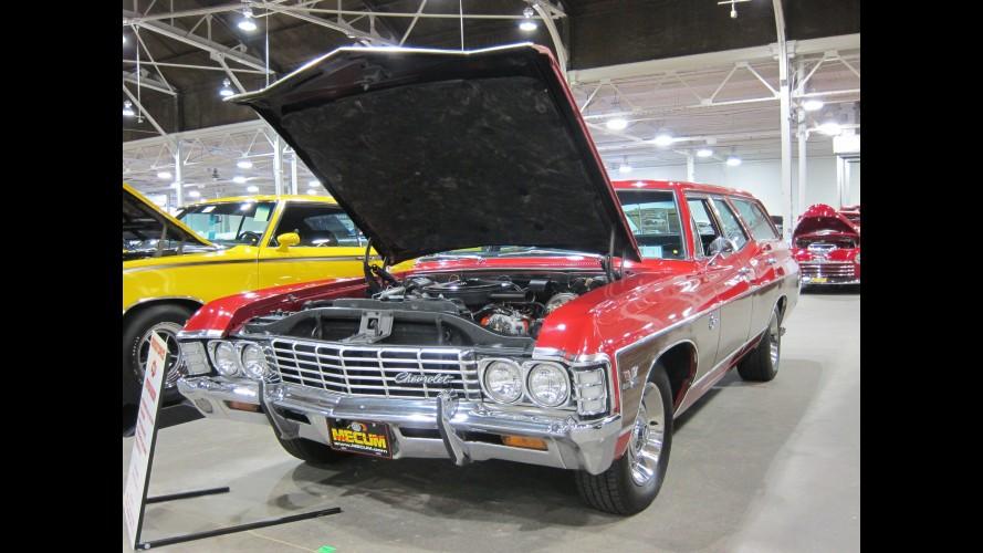 Chevrolet Caprice Estate Wagon