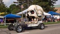 Skull Buggy
