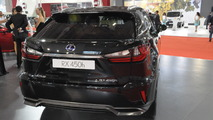 Lexus RX 450h, 2016 İzmir Otoshow