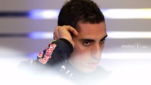 Sebastien Buemi, Third driver, Red Bull Racing