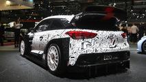 2017 Hyundai i20 WRC Paris Motor Show