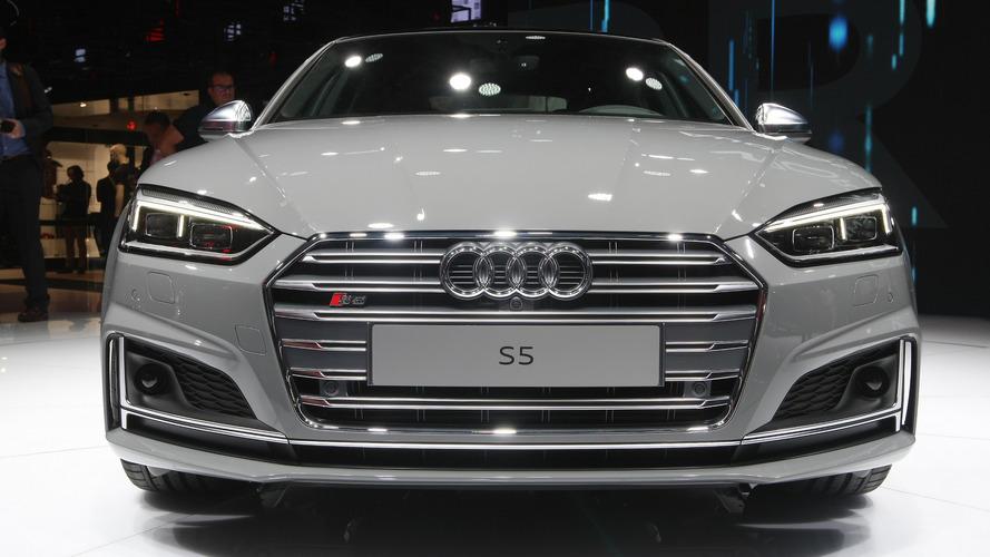 2017 Audi S5 Paris Otomobil Fuarı