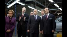Nissan apre un nuovo stabilimento in Russia