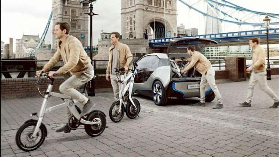 BMW i Pedalec Concept