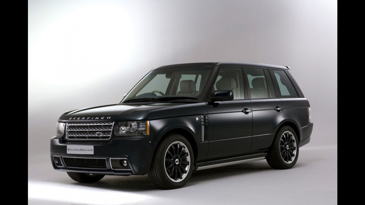 Range Rover Holland & Holland By Overfinch