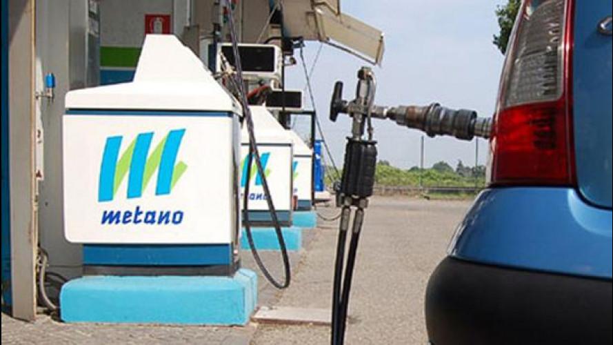 Il metano per autotrazione entra nel paniere Istat