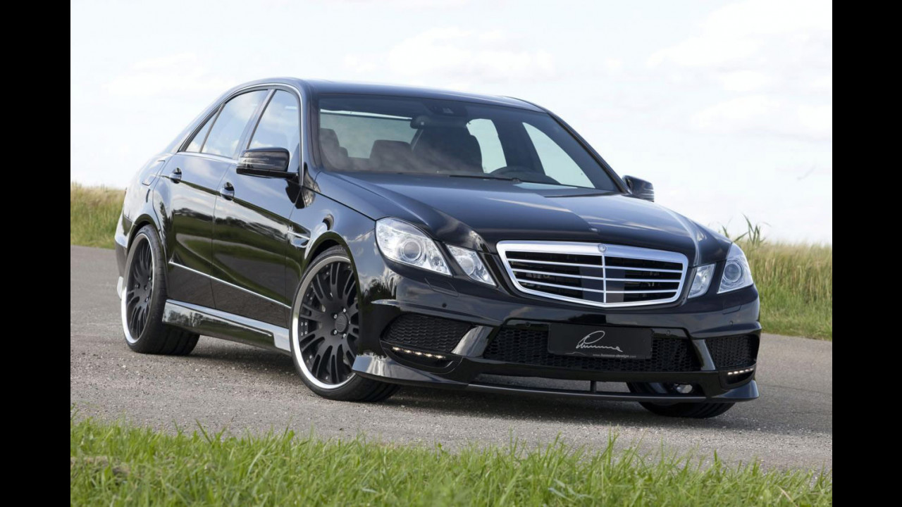 Mercedes E 50 CLR by Lumma Design